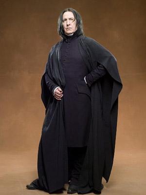 alan rickman wife. Severus Snape/Alan Rickman